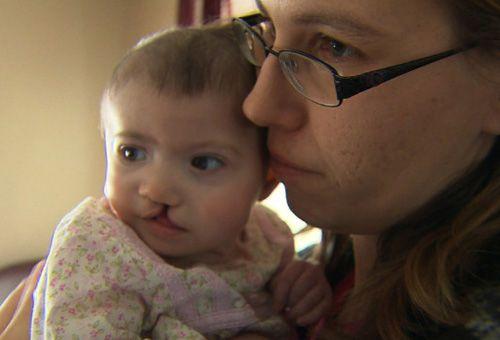crystal kelley salva a su bebe enfermo del aborto
